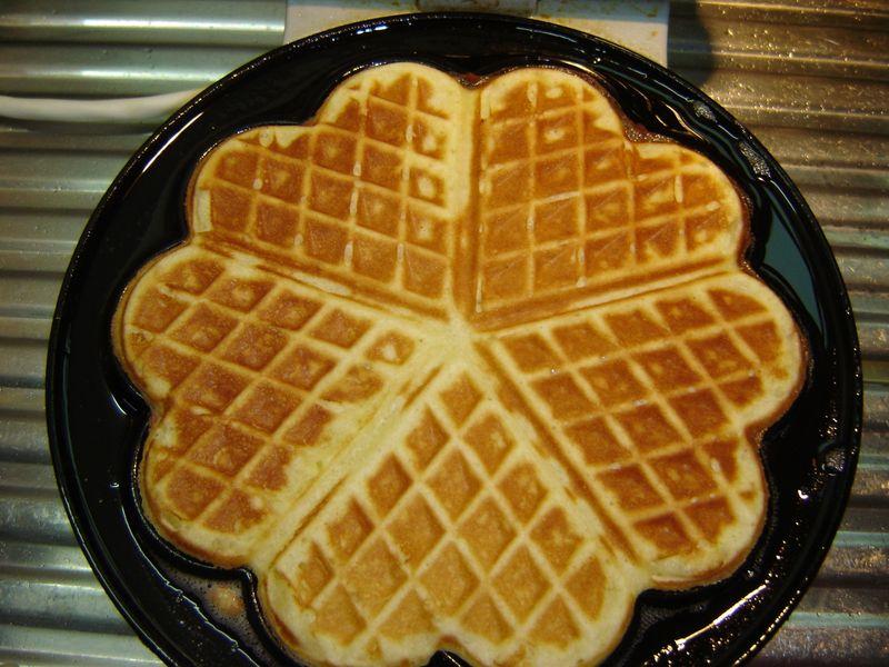 Waffeln-waffles 001