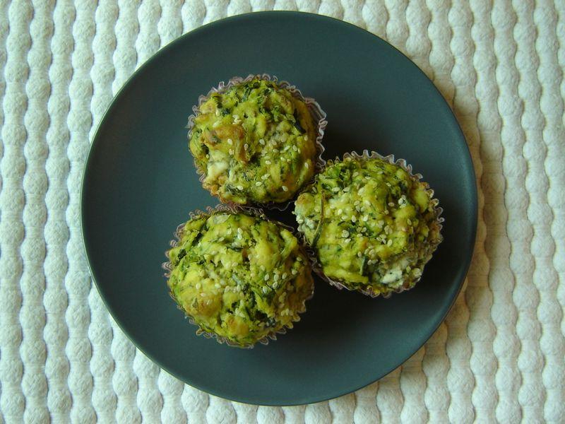 Spinach Muffins 007